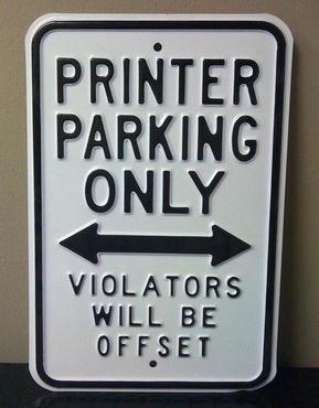 PrinterParking