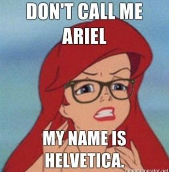 ArielHelvetica